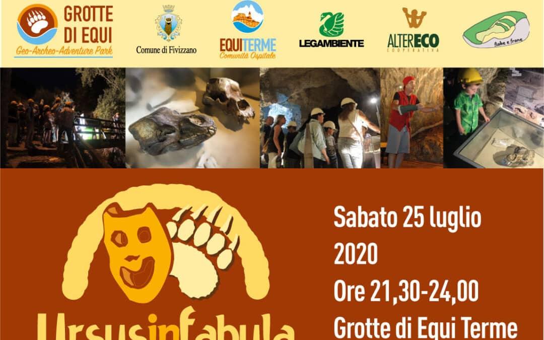 Ursus in Fabula. Le Notti dell'Archeologia 2020
