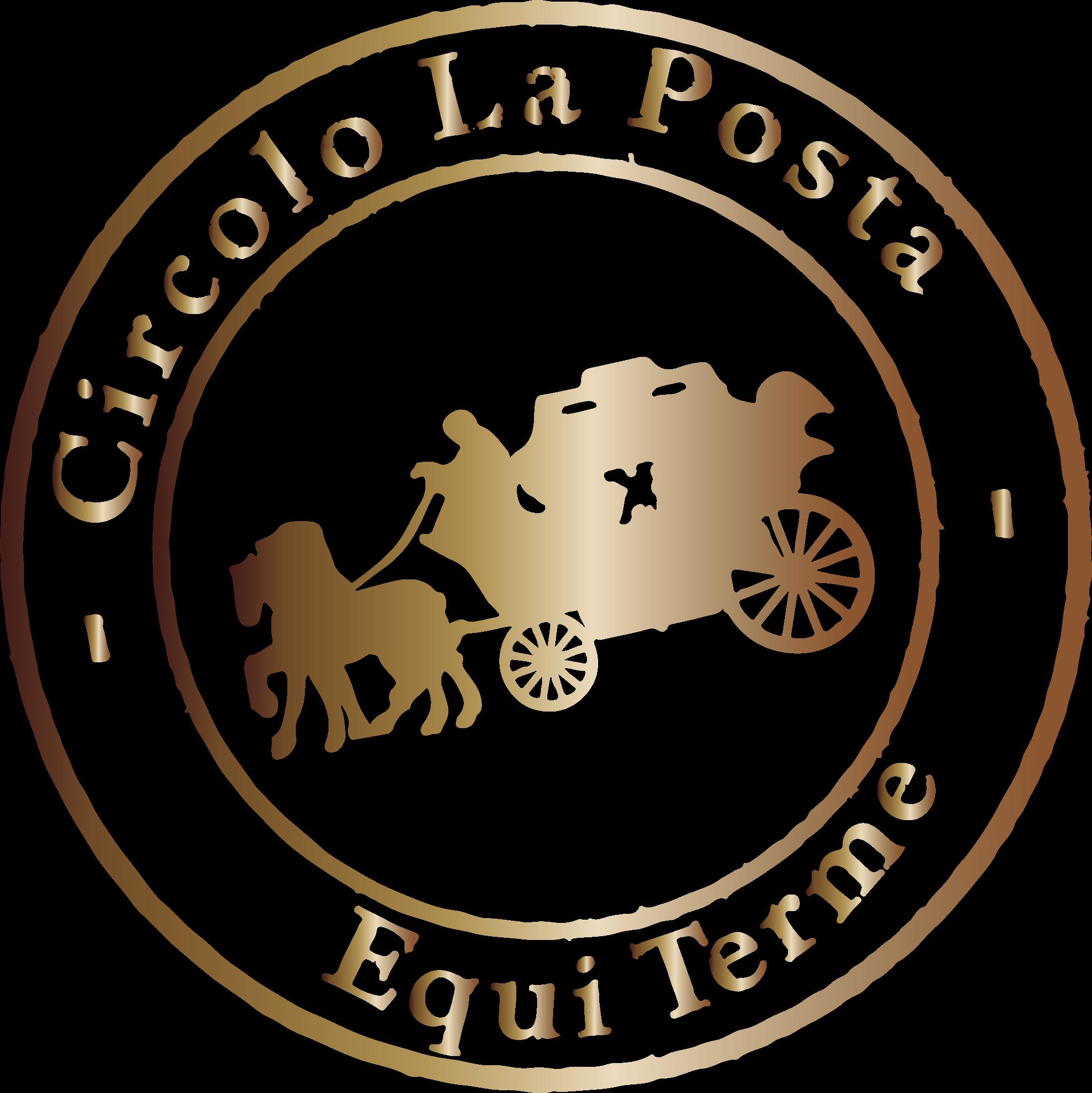 la posta logo bronzo