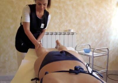 massaggio girl